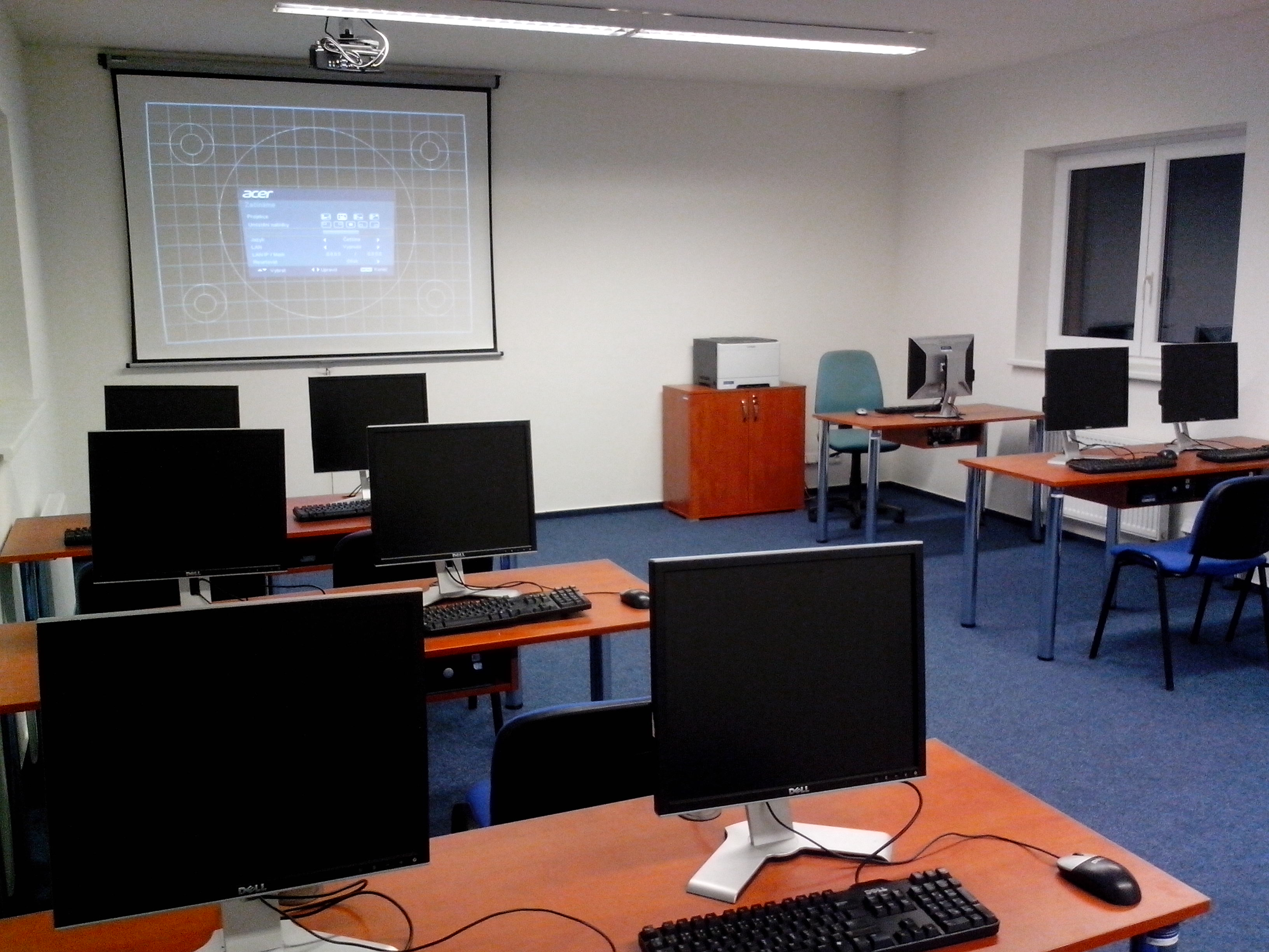 Školící středisko Šarovy