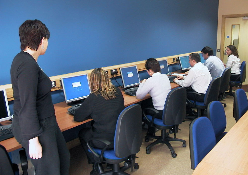 ICT training professionals